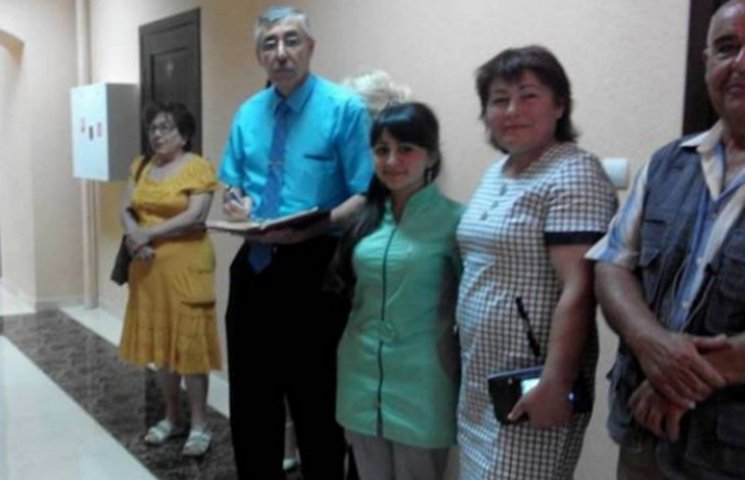 В оккупированной Феодосии крымская татарка будет отстаивать честь своего народа в суде