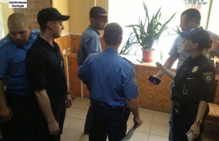 У Миколаєві іноземець викрав 16-річну дівчину для пошуку наркодилерів