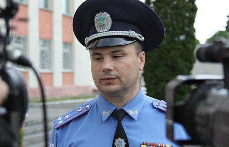 """Вінницького полковника поліції """"вислали"""" в район"""