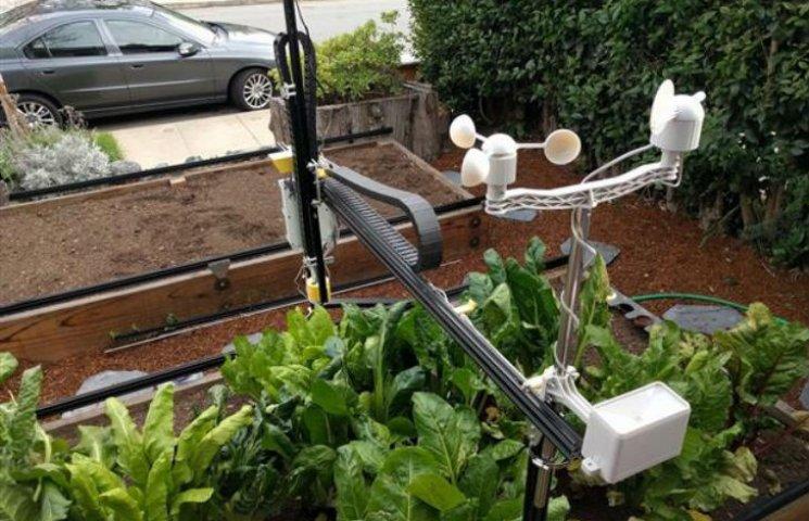 В Америці створили робота-садівника
