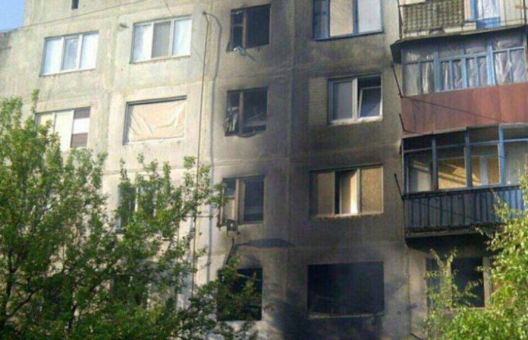Боевики всадили по Красногоровке, ранена женщина