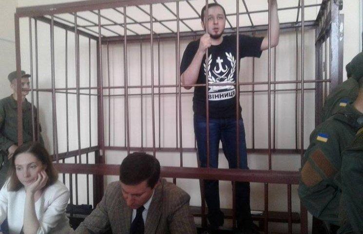 Винницкий суд не дал Хорта на поруки нардепа Семенченко