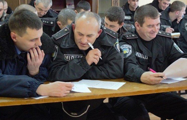 Три сотні вінницьких екс-міліціонерів не захотіли працювати в Нацполіції