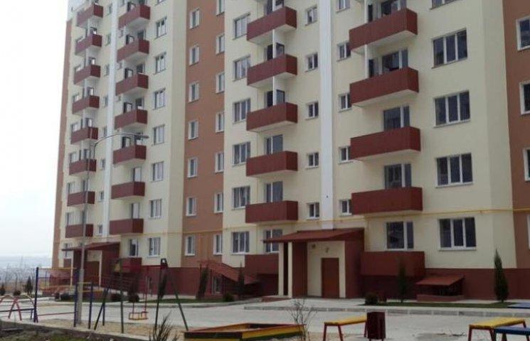 У Миколаєві звели будинок для бійців АТО, лікарів та вчителів
