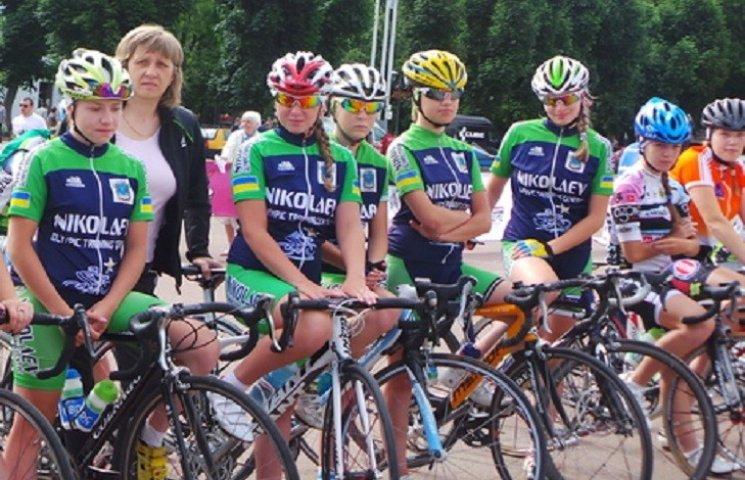 Відкритий чемпіонат України з велоспорту стартував у Хмельницькому