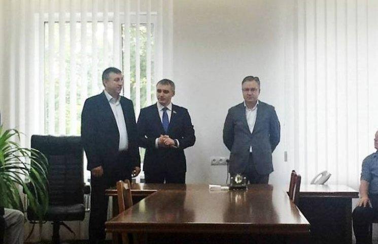 """З новим директором """"Миколаївводоканалу"""" уклали угоду на рік"""