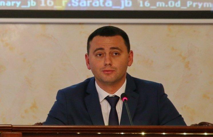 Син покійного прокурора Вінницької області очолив прокуратуру Одещини