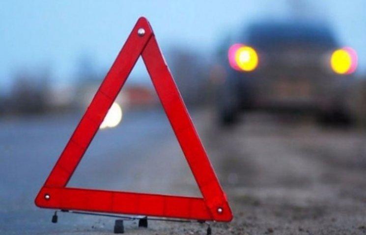 На Полтавщині у двох ДТП постраждали чотири особи