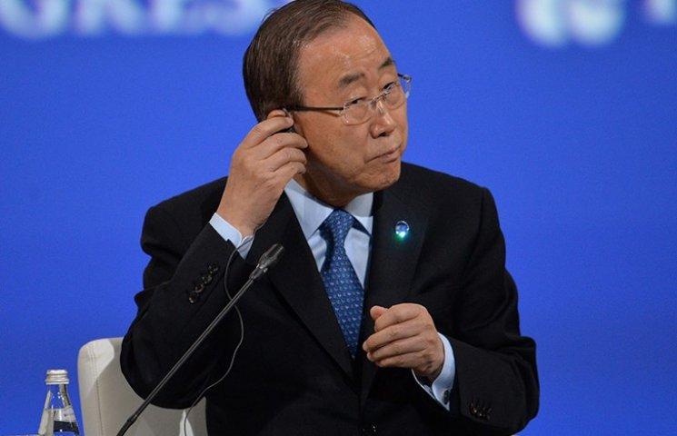 Генсек ООН не будет брать назад свои слова о России, которые так разозлили Украину