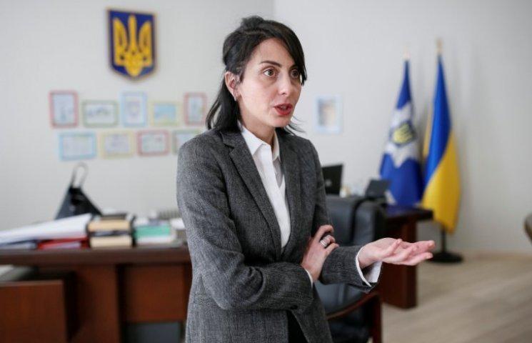 Хатія Деканоїдзе відправила у відставку голову Нацполіції Миколаївщини