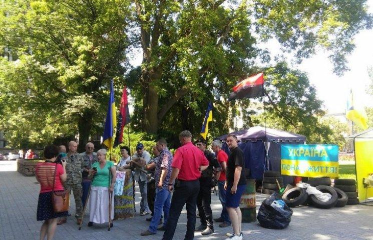 Николаевские активисты требуют назначить главу ОГА в течение недели