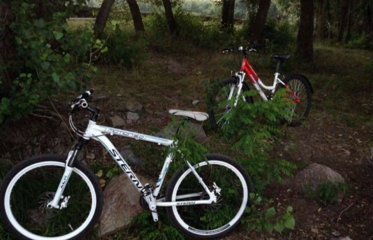 Викрали за 40 секунд: Як депутат у Черкасах залишився без велосипеда