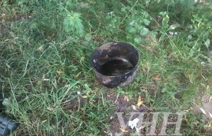 У Хмельницькому шукали міну, а знайшли каструлю