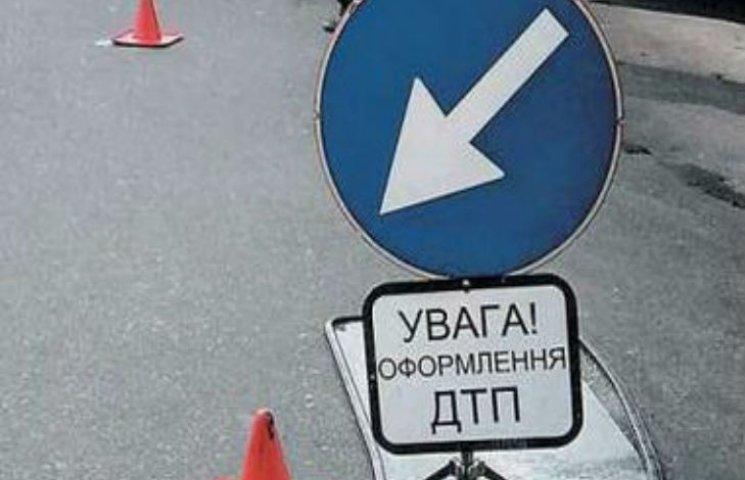 На Полтавщині внаслідок ДТП четверо людей постраждали