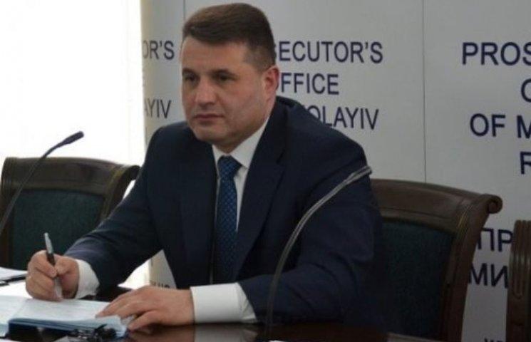 Несмотря на требования Порошенко и Луценко прокурор Николаевщины отказывается увольняться