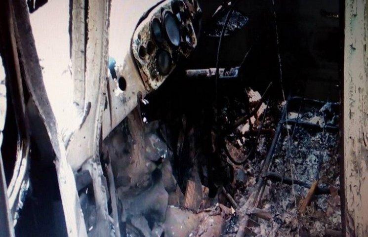 В АТО автівка з бійцями підірвалася на фугасі