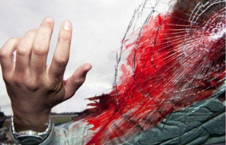У центрі Хмельницького на переході збили людину