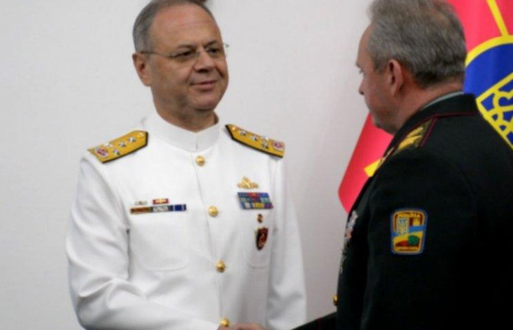 Муженко заручился поддержкой ВМС Турции в Черном море
