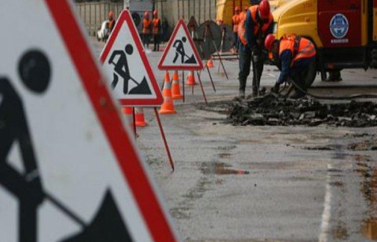 Завершуються ремонтні роботи на автотрасі Стрий-Тернопіль-Кіровоград-Знам