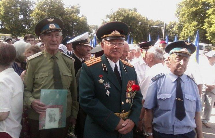 У Полтаві вшанували загиблих у Другій світовій