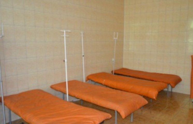 Миколаївська інфекційна лікарня у разі спалаху захворювання має лише 150 ліжок