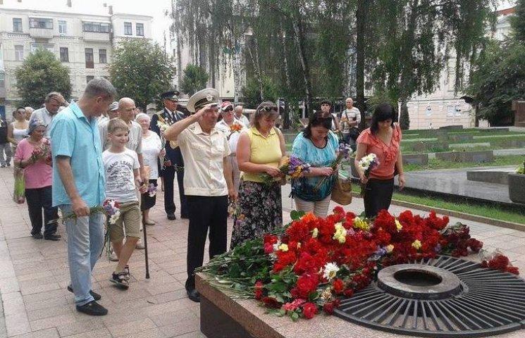 Вінничани вшанували пам