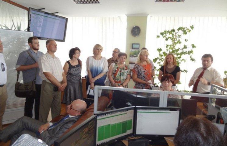 Слишинський привіз апарат Ради до Вінниці, щоб показати, як треба працювати