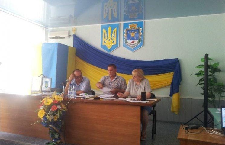 На Миколаївщині депутатам не вистачило голосів, щоб виразити недовіру меру