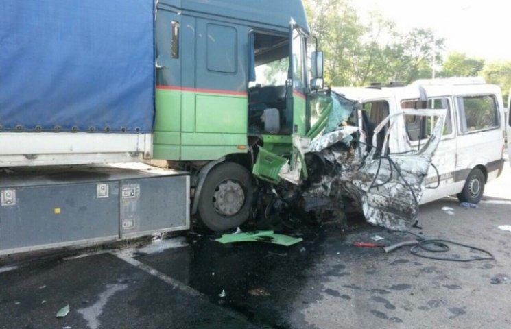Автобус, попавший в смертельное ДТП на России, ехал из Днипра