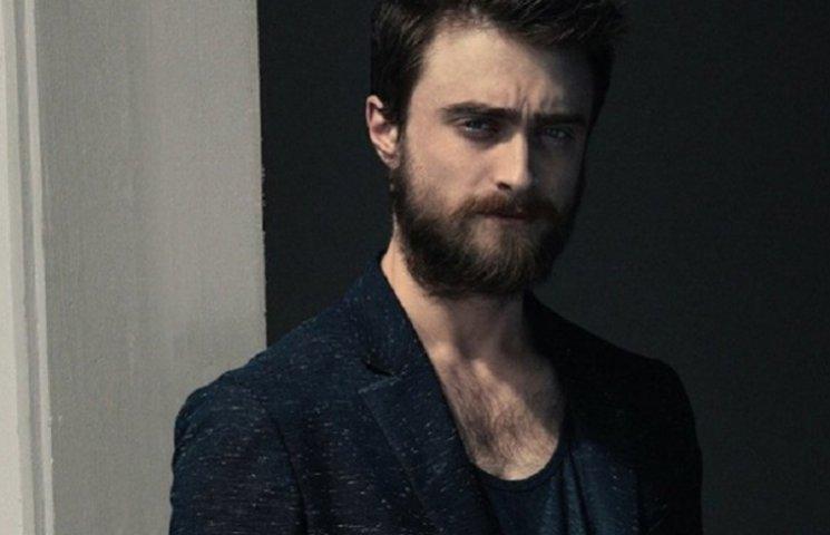 Гарри Поттер обзавелся бородой и мышцами, чтобы сняться в сексуальной фотосессии