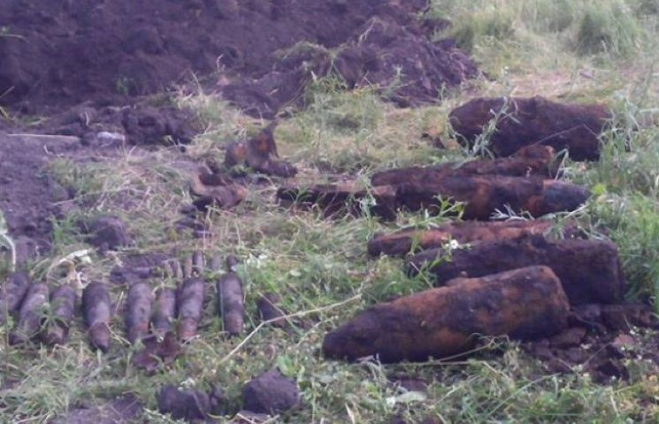 Хмельницькі сапери знищили чергову партію вибухівки