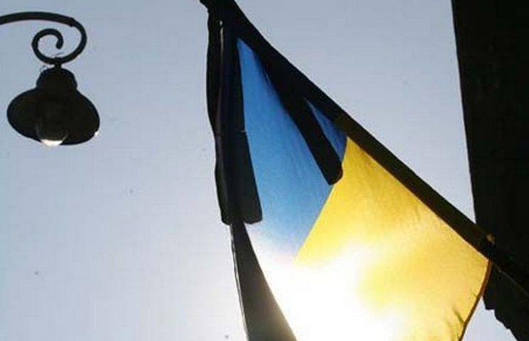 У Вінниці приспускатимуть прапори, коли хтось із земляків буде гинути в АТО