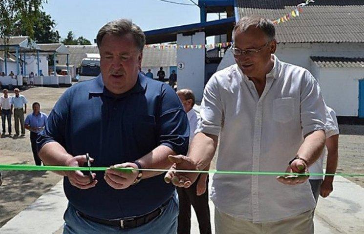 На Миколаївщині відкрили новий зернотермінал за 60 млн грн