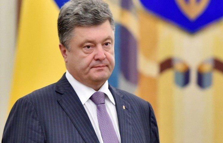 Порошенко начал рабочую поездку на Харьковщину
