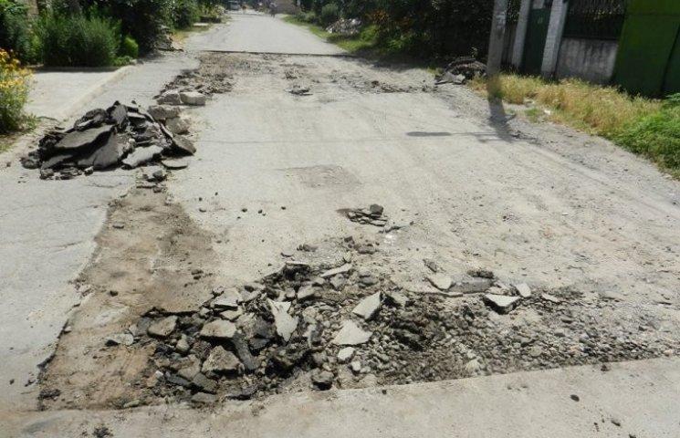 У Миколаєві без конкурсу визначили фірму, що ремонтуватиме дорогу за 405 тис. грн
