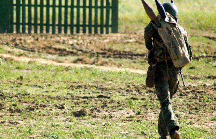 На Полтавщині бійця, який втік з зони АТО, засудили до позбавлення волі