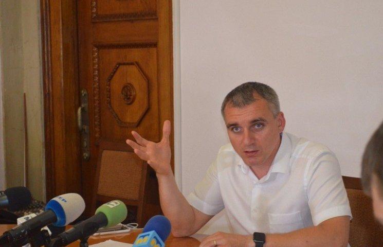 Секретний відділ заборонив встановлювати камеру в кабінеті мера Миколаєва