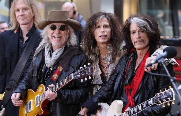 Стив Тайлер объявил о неизбежном распаде Aerosmith