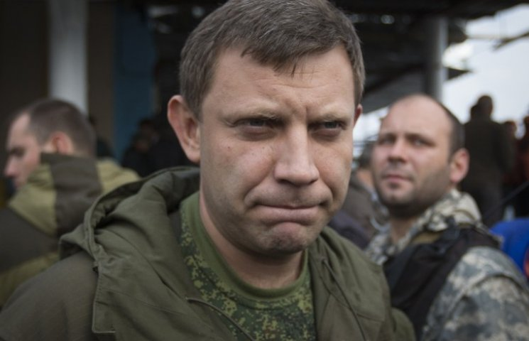 Навіщо Захарченко націоналізовує Укрзалізницю