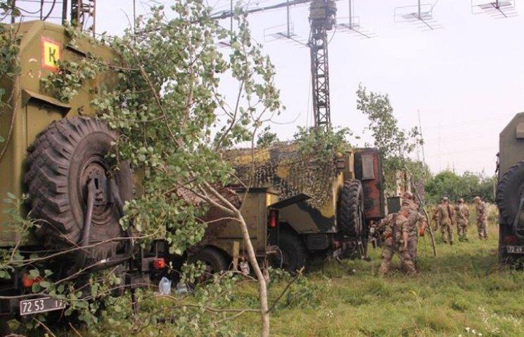 Завершився вишкіл Шепетівського зенітного ракетного полку