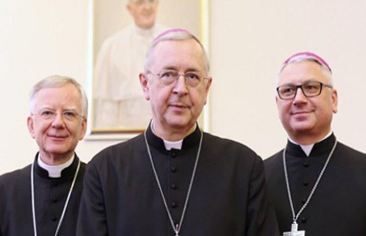 Священники закликають українців і поляків до взаємопрощення