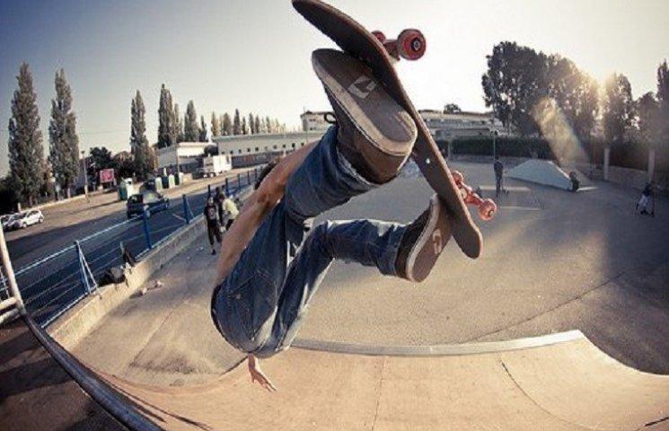 Хмельницькі депутати дадуть грошей на новий скейт-парк
