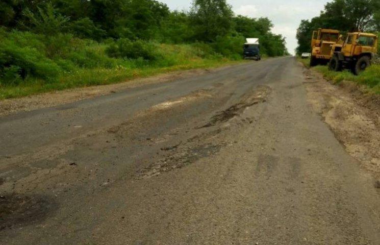 Чотири миколаївські траси потрапили до ТОП-10 найгірших в Україні