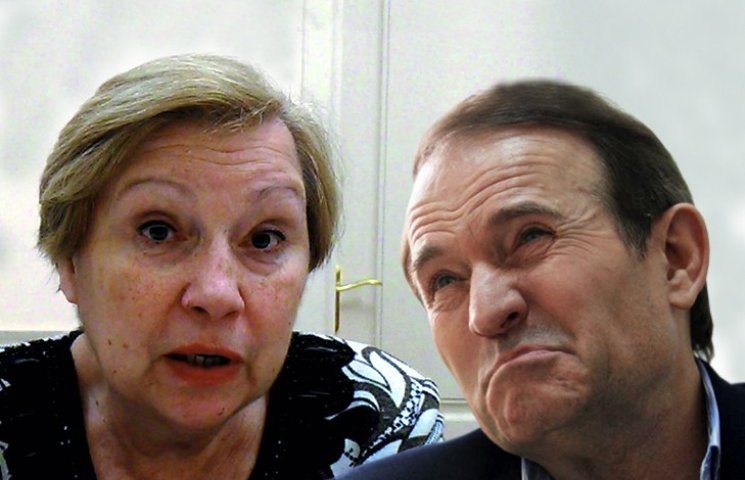 Чому Медведчук не зрозуміє натяку через сепаратистку Александровську