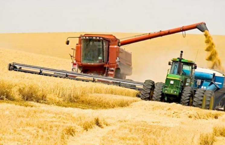 Стартували жнива: на Миколаївщині вже зібрали 190 тис. тонн зерна