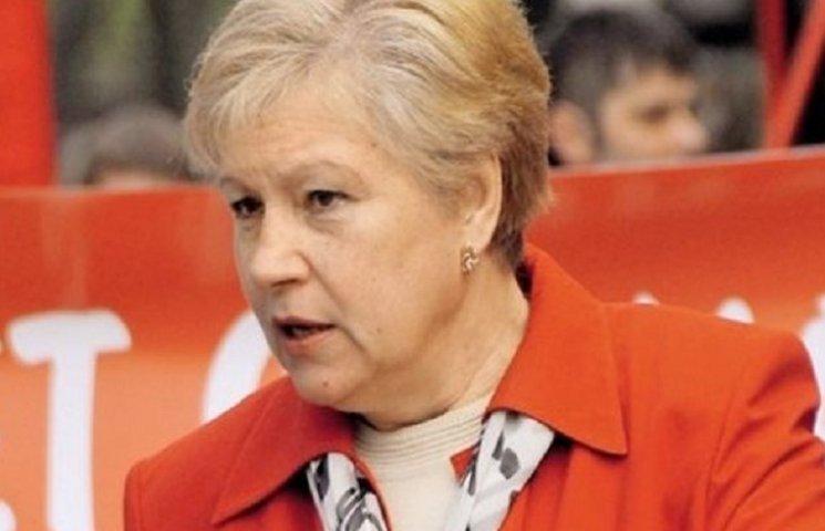 Главную коммунистку Харькова и ее сына подозревают в подкупе местных депутатов