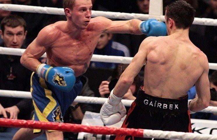 Вінницький боксер виборов путівку на олімпіаду