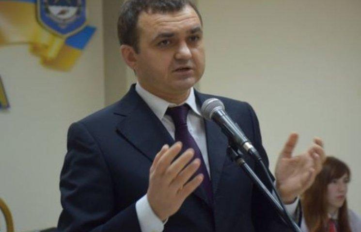 Президент уволил Мерикова с должности главы Николаевской ОГА