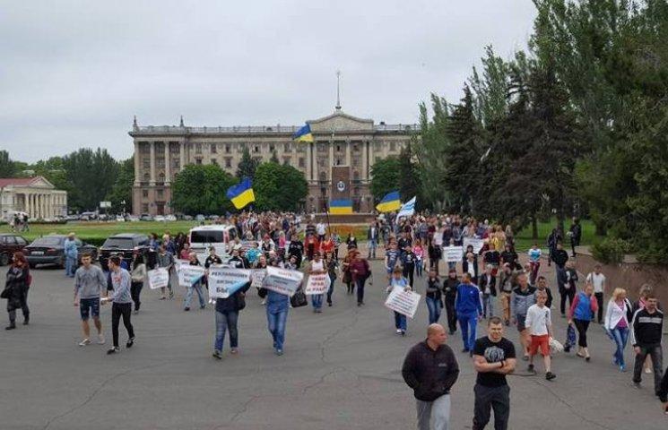 """Миколаївські """"будкарі"""" збираються на нову акцію протесту"""