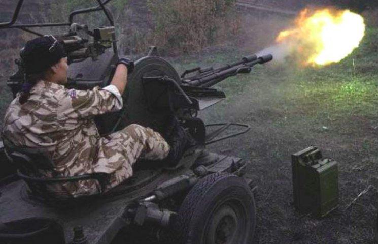 «ДНР» обвинила ВСУ вобстреле Тельмановского района